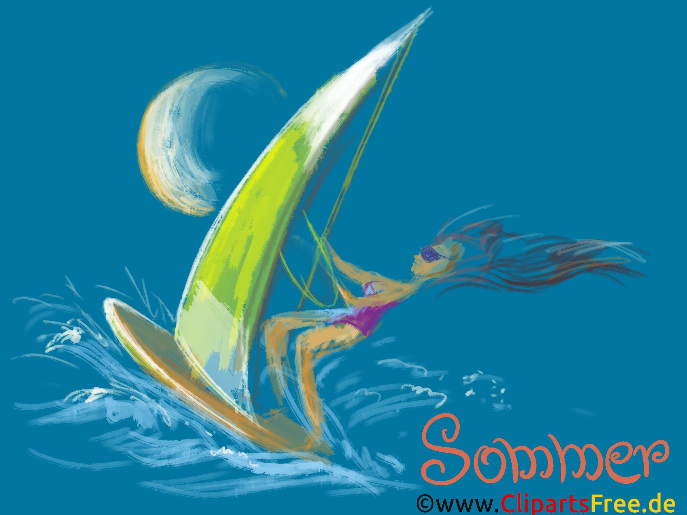 Surf fonds d'écran dessin gratuit