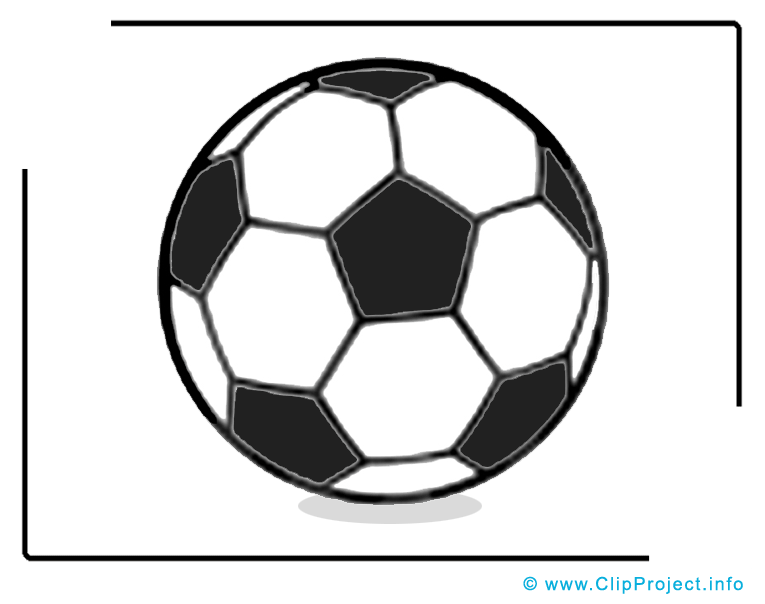 Ballon cliparts gratuis - Football images