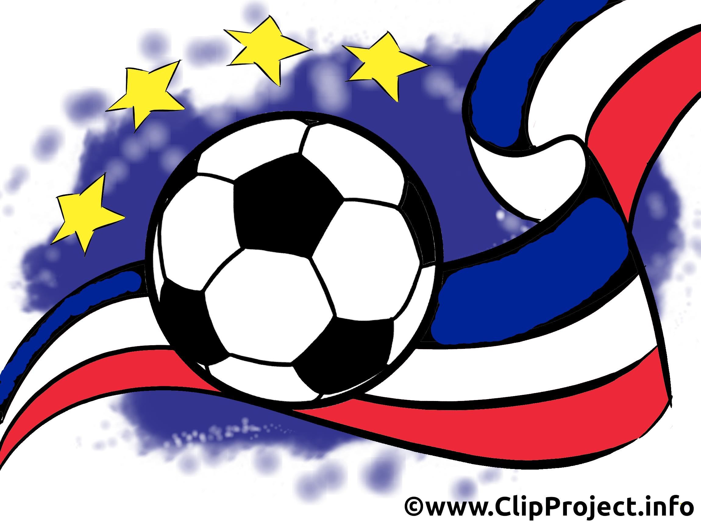 Ballon de foot image gratuit