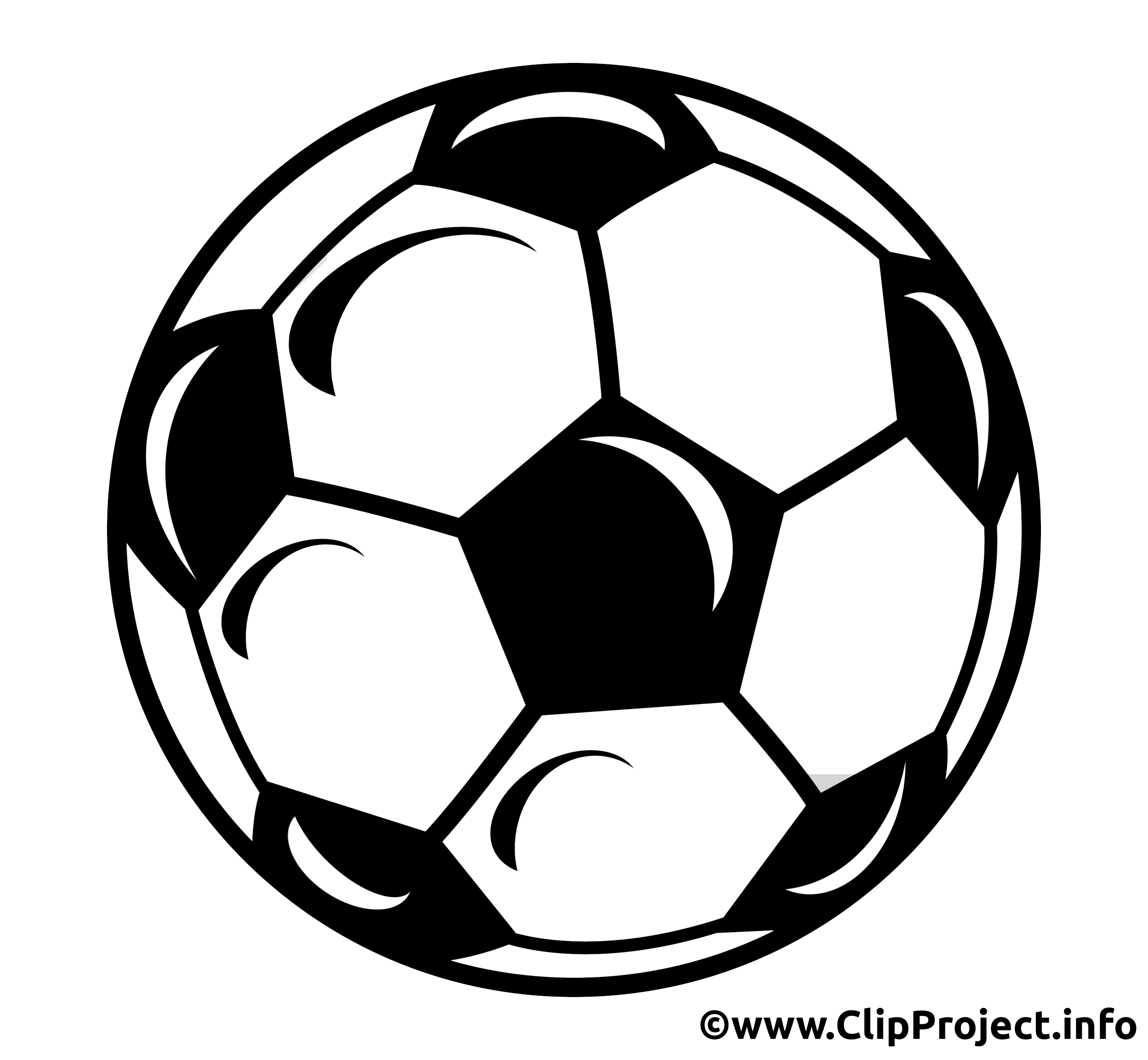 Ballon illustration - Football images