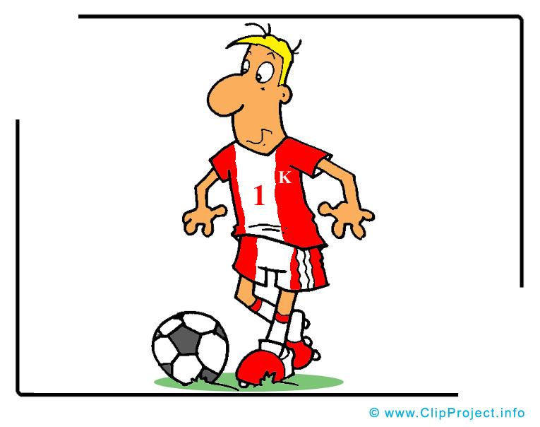 Capitaine images gratuites – Football clipart