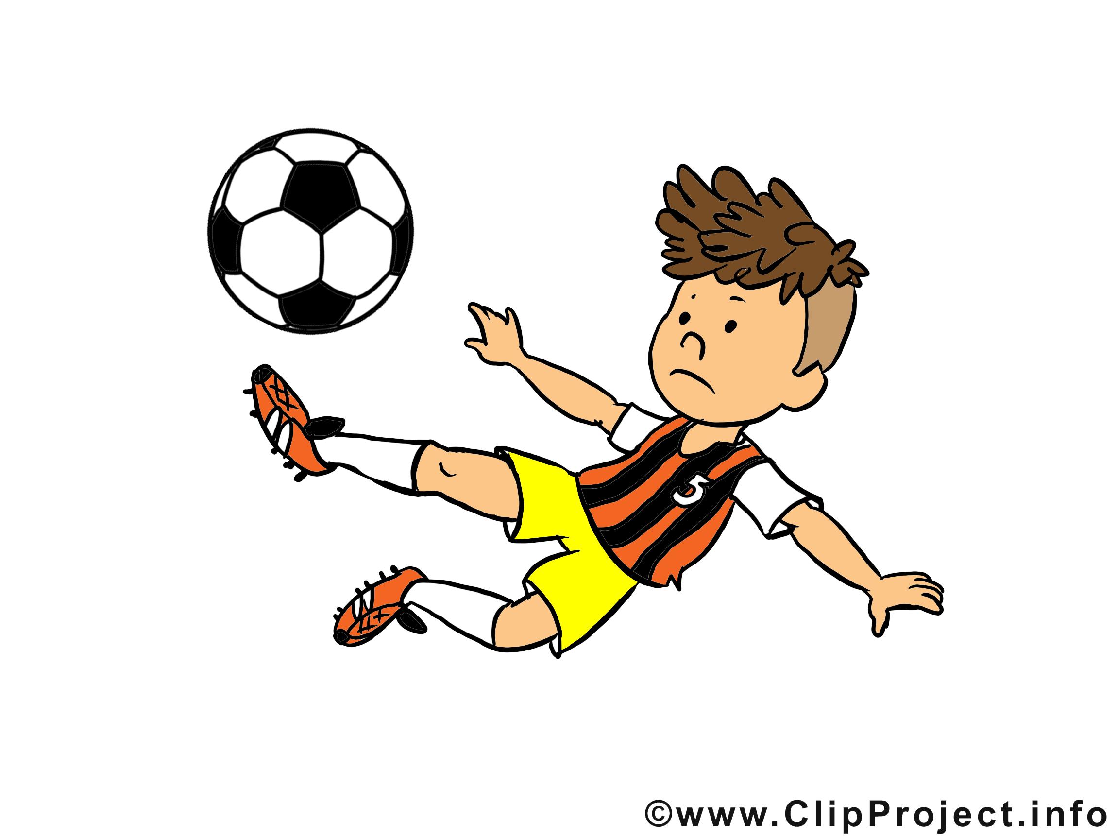 Coup clipart gratuit - Football images