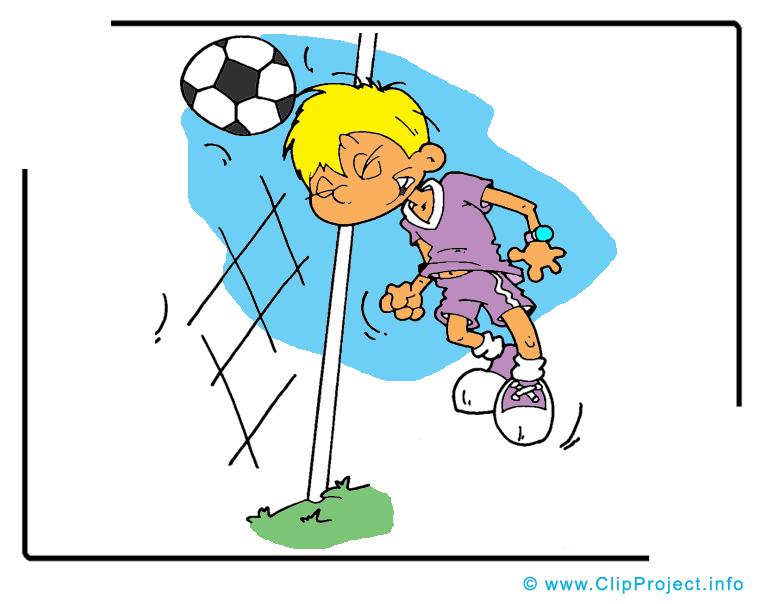 Coup de tête clip art gratuit – Football images