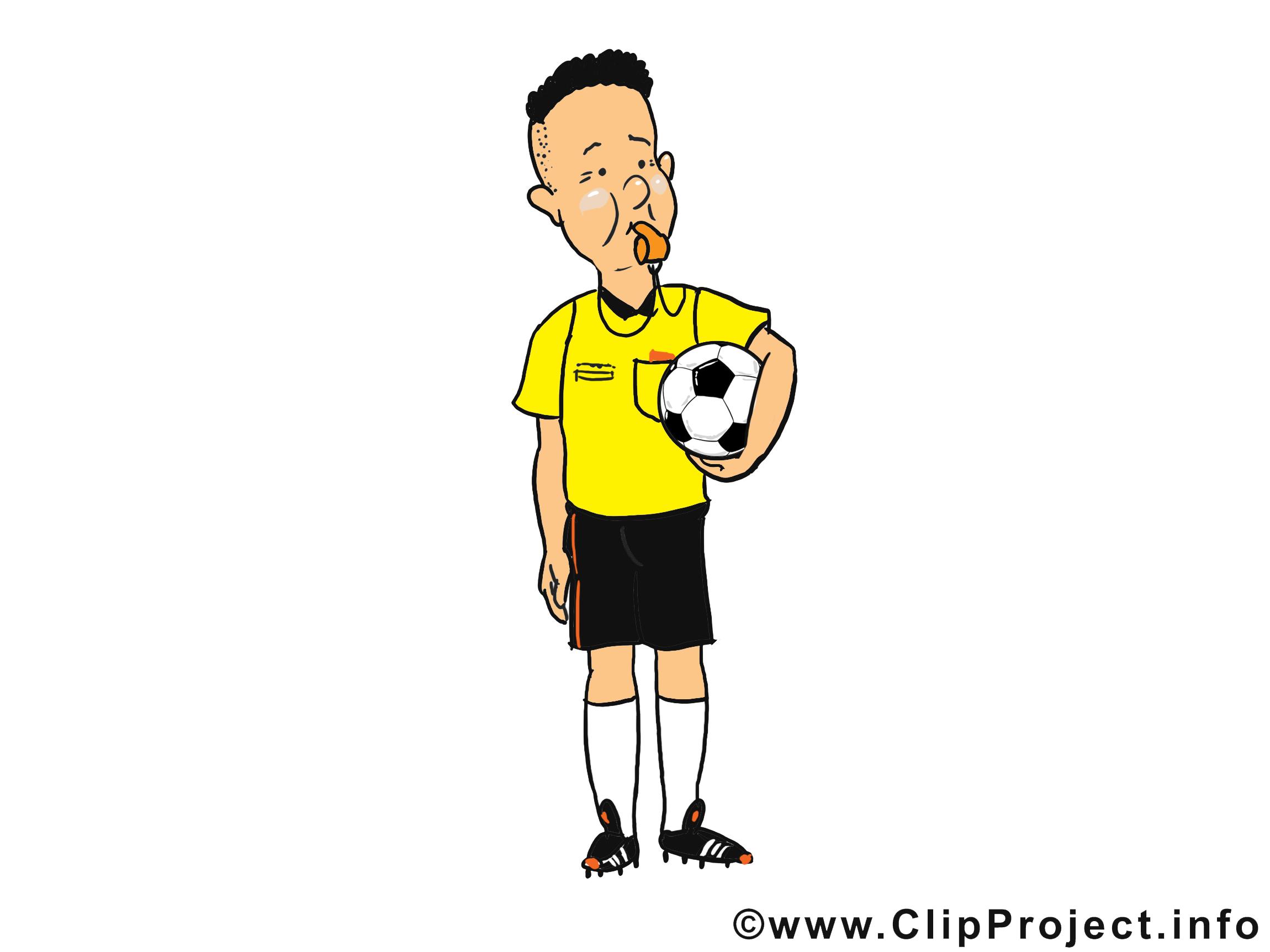 Football joueur image à télécharger gratuite