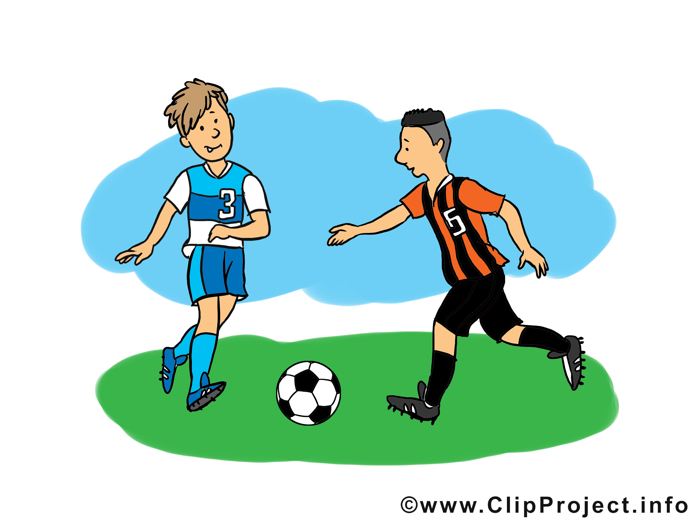 Footballeur dessin t l charger football images - Dessins de football ...