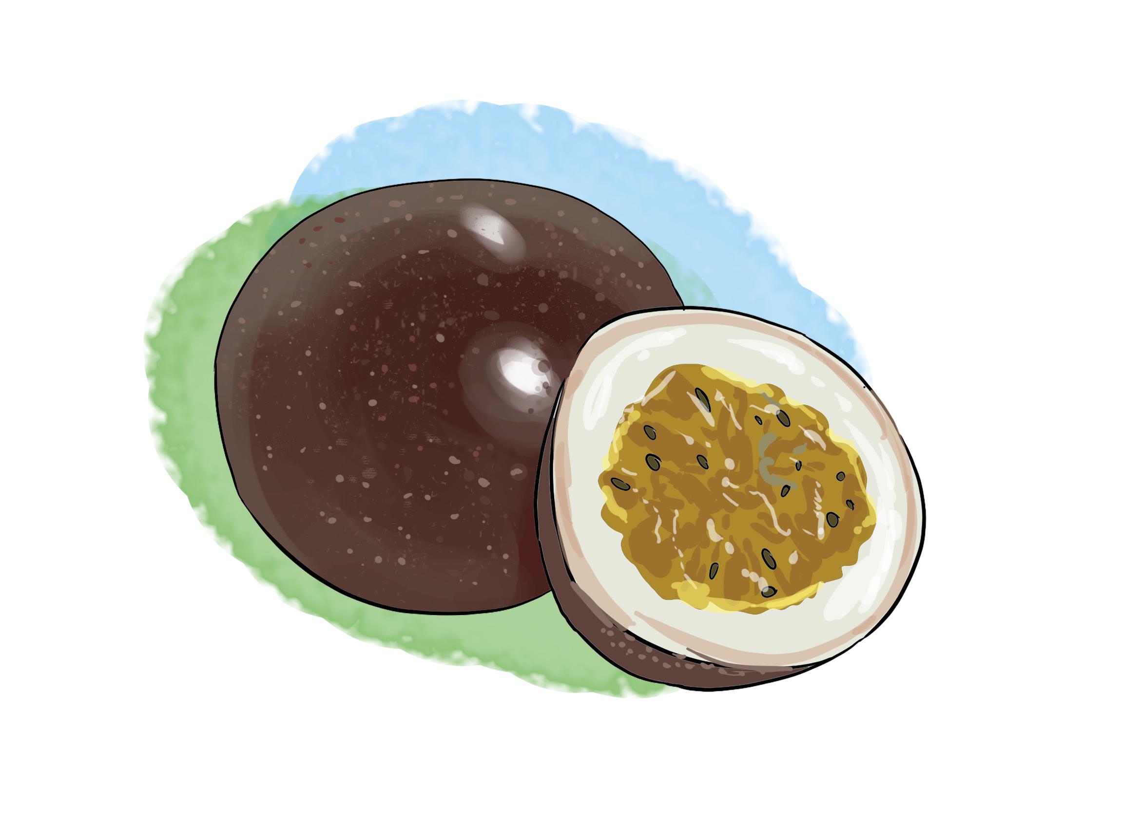 Grenadille cliparts gratuis - Fruits images