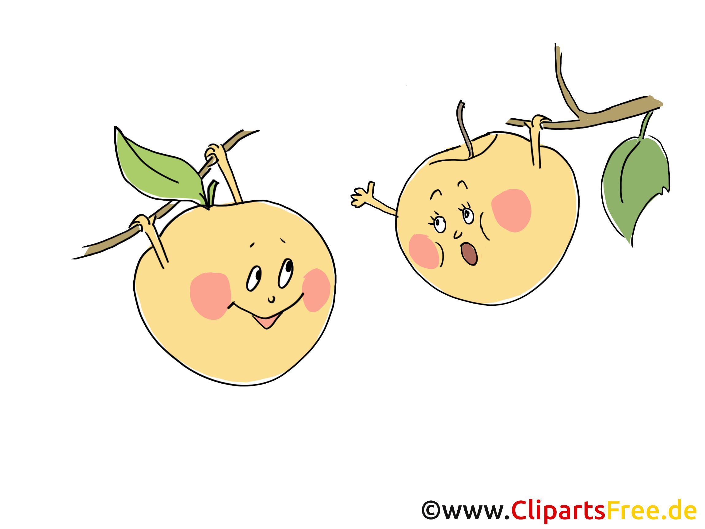 clipart fruits et légumes gratuit - photo #19