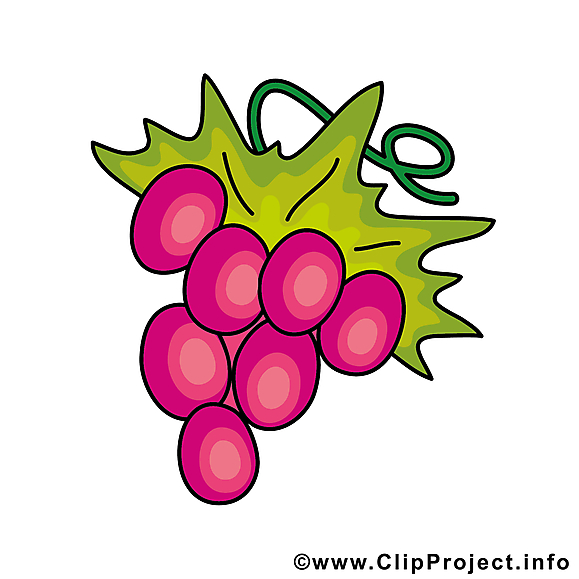 Raisin image - Fruits images cliparts