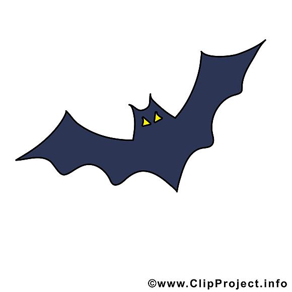 Chauve-souris cliparts gratuis - Halloween images