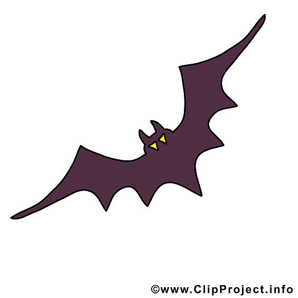 Chauve-souris image - Halloween images cliparts