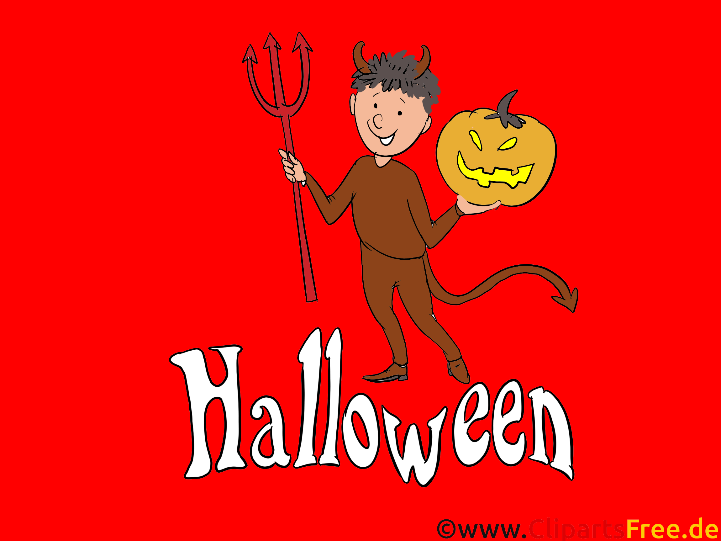 Diable images - Halloween dessins gratuits