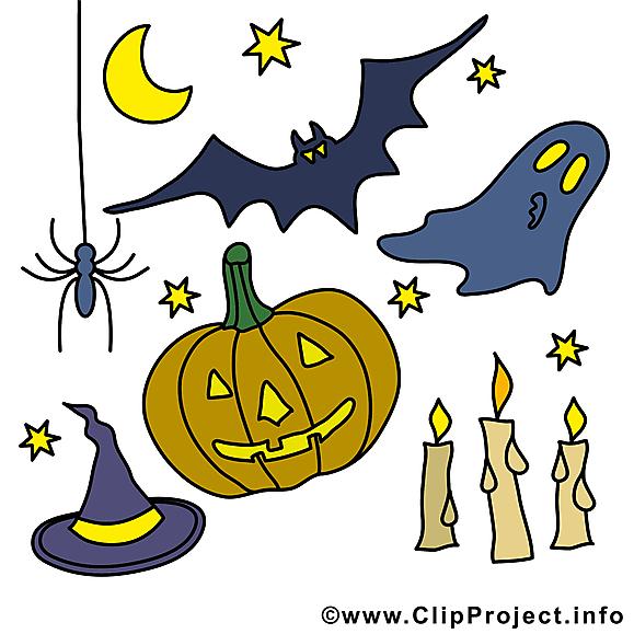 Halloween dessin gratuit image à télécharger