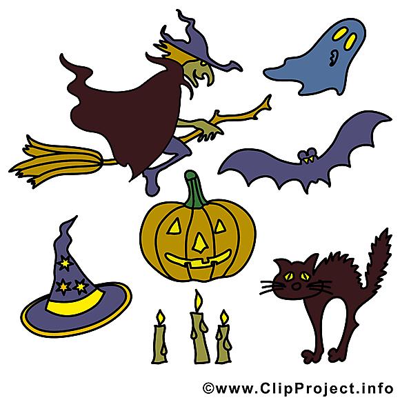 Halloween image gratuite illustration à télécharger