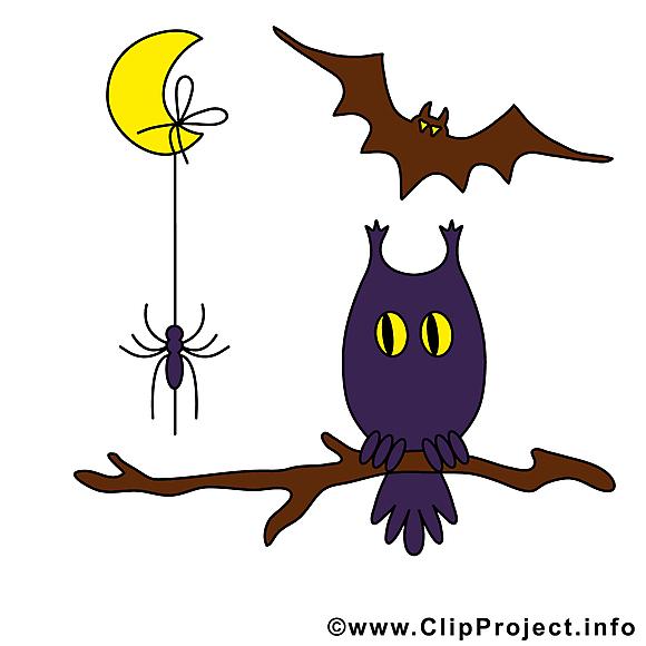 Illustration Halloween images à télécharger