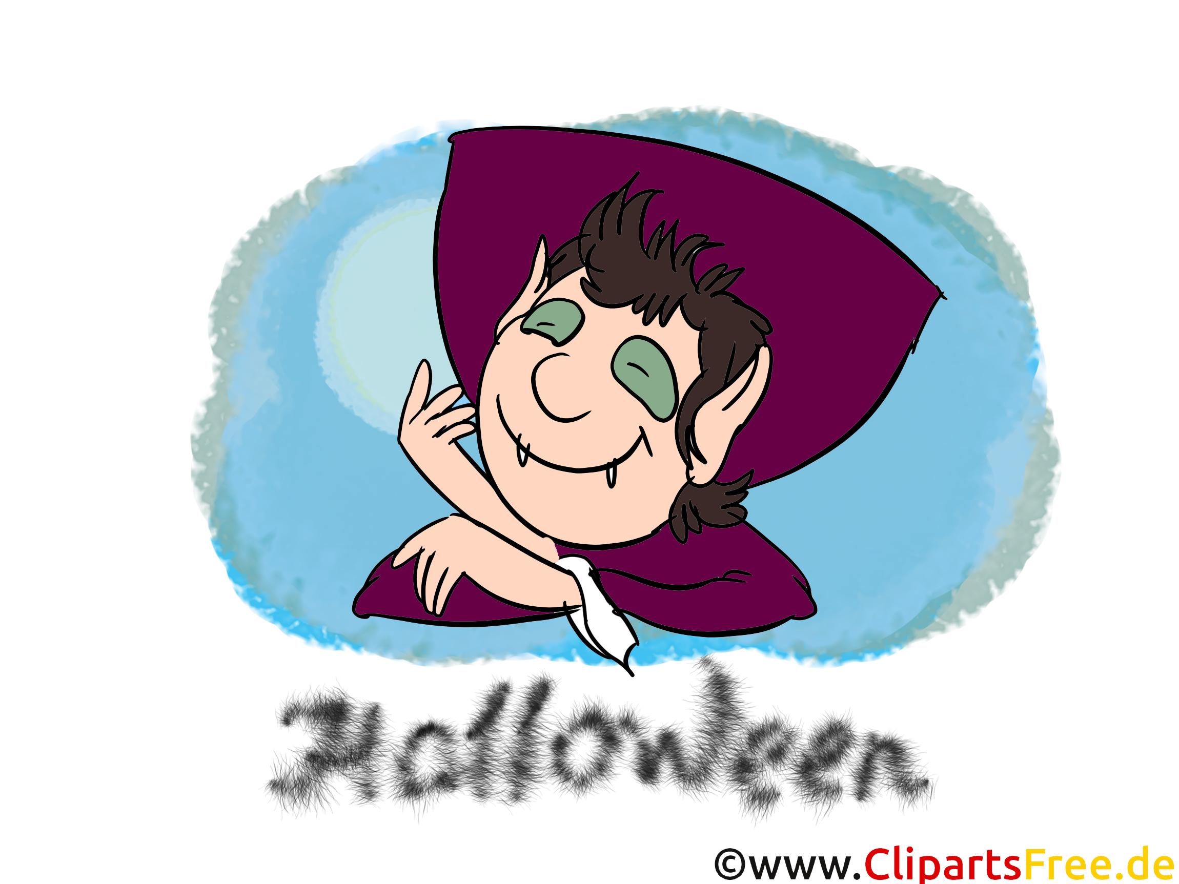 Vampire image gratuite - Halloween illustration