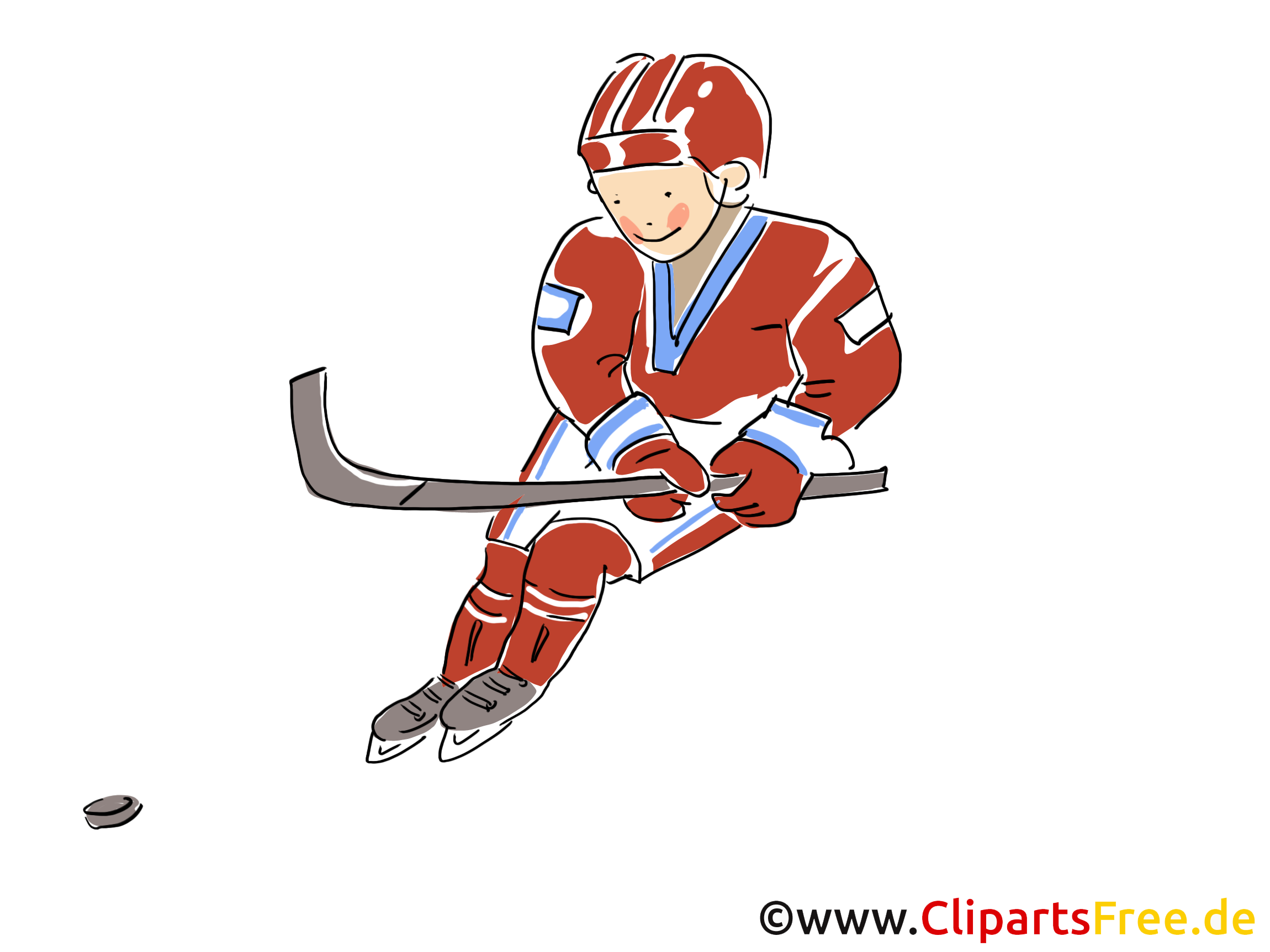 Dessin cross - Hockey cliparts à télécharger