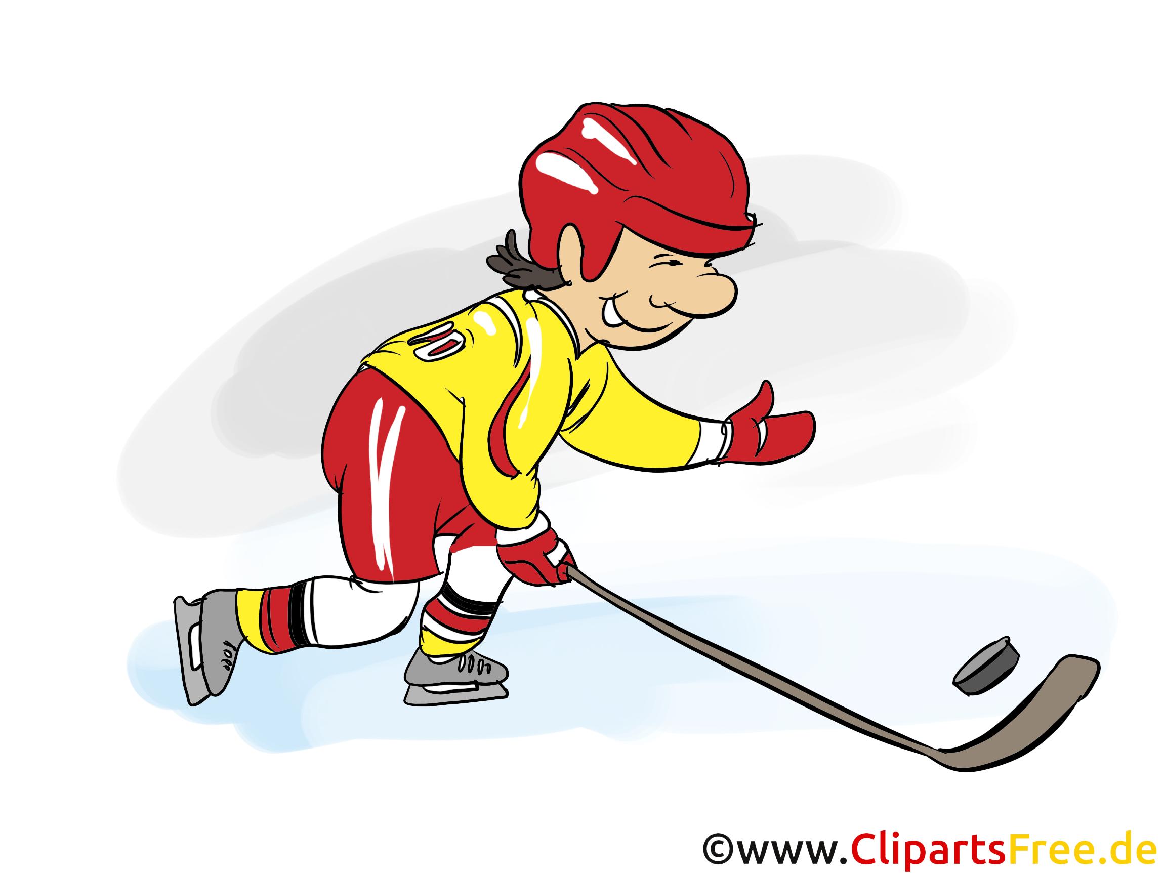 Joueur images - Hockey clip art gratuit