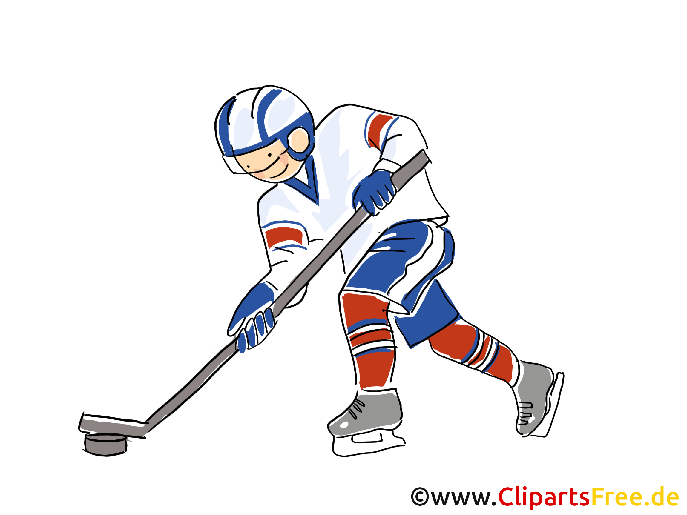 Palet dessin hockey clip arts gratuits hockey sur glace dessin picture image graphic - Dessin hockey sur glace ...
