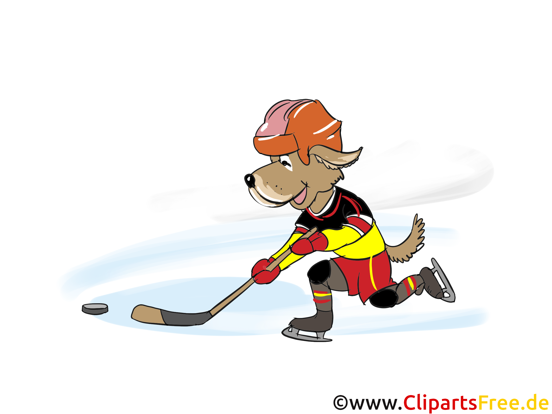 Palet illustration - Hockey images