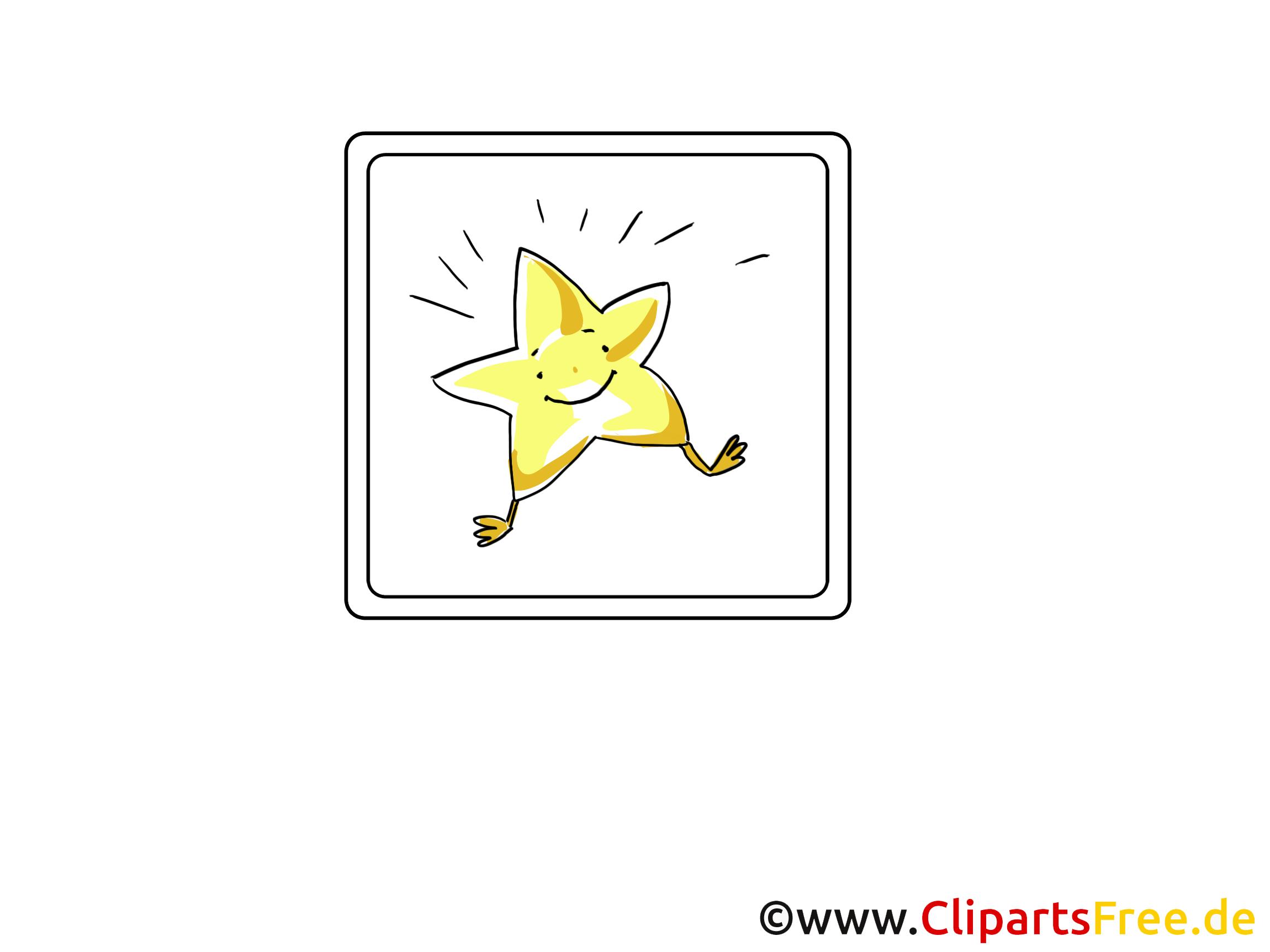 Étoile icône image à télécharger gratuite