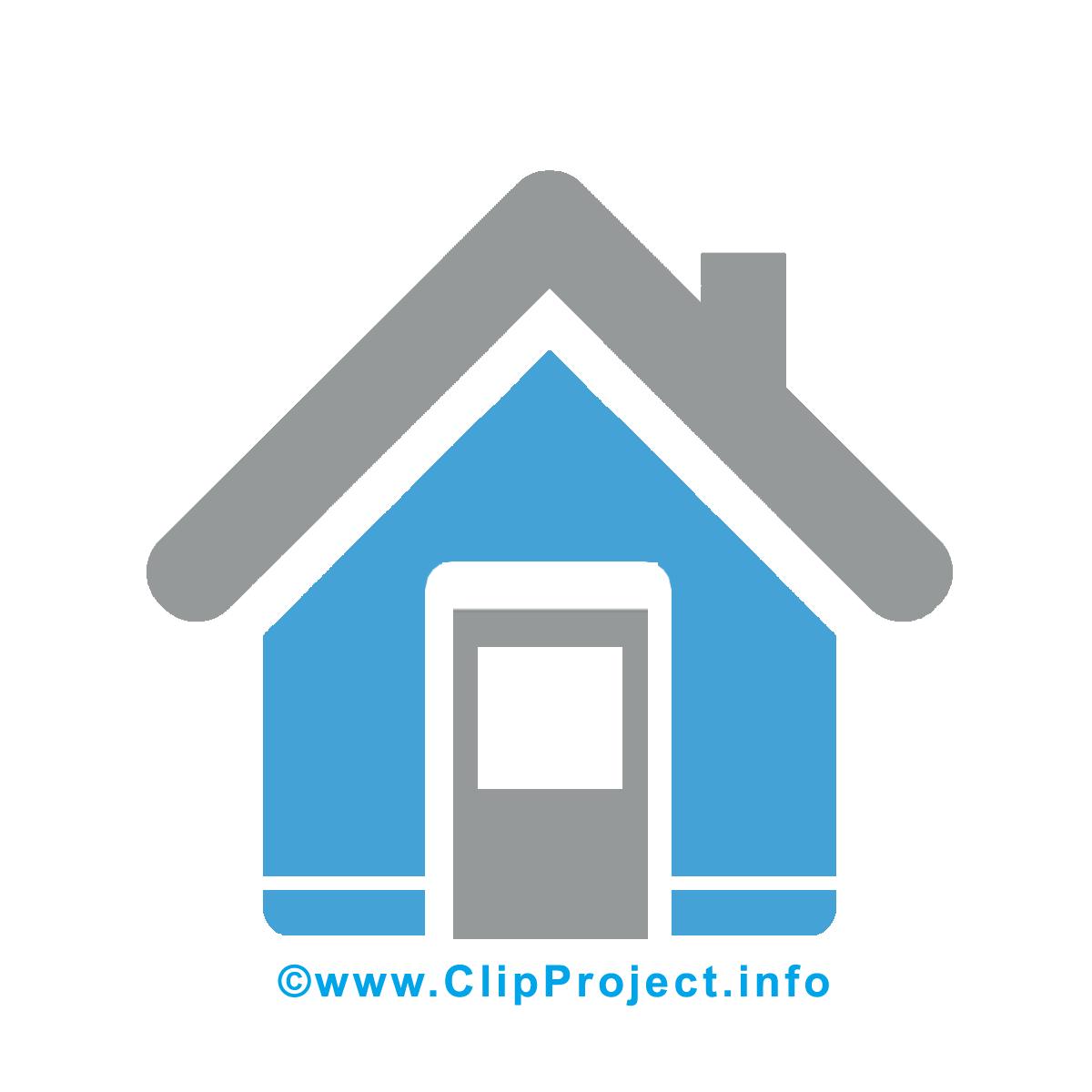 Image maison - Icône images cliparts