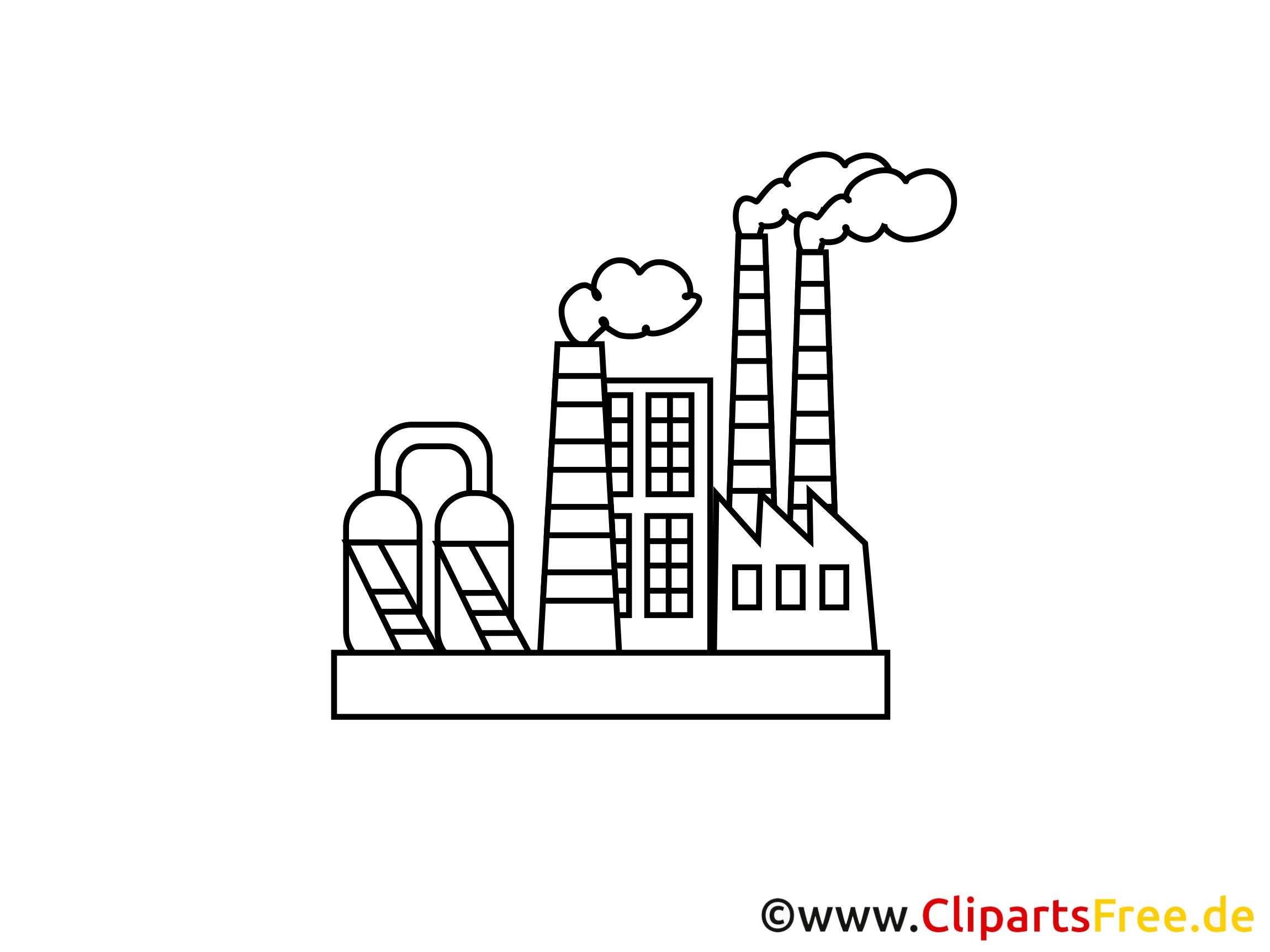 Usine Clip Art A Imprimer Industrie Gratuite Industrie Banque I Images Dessin Picture Image Graphic Clip Art Telecharger Gratuit