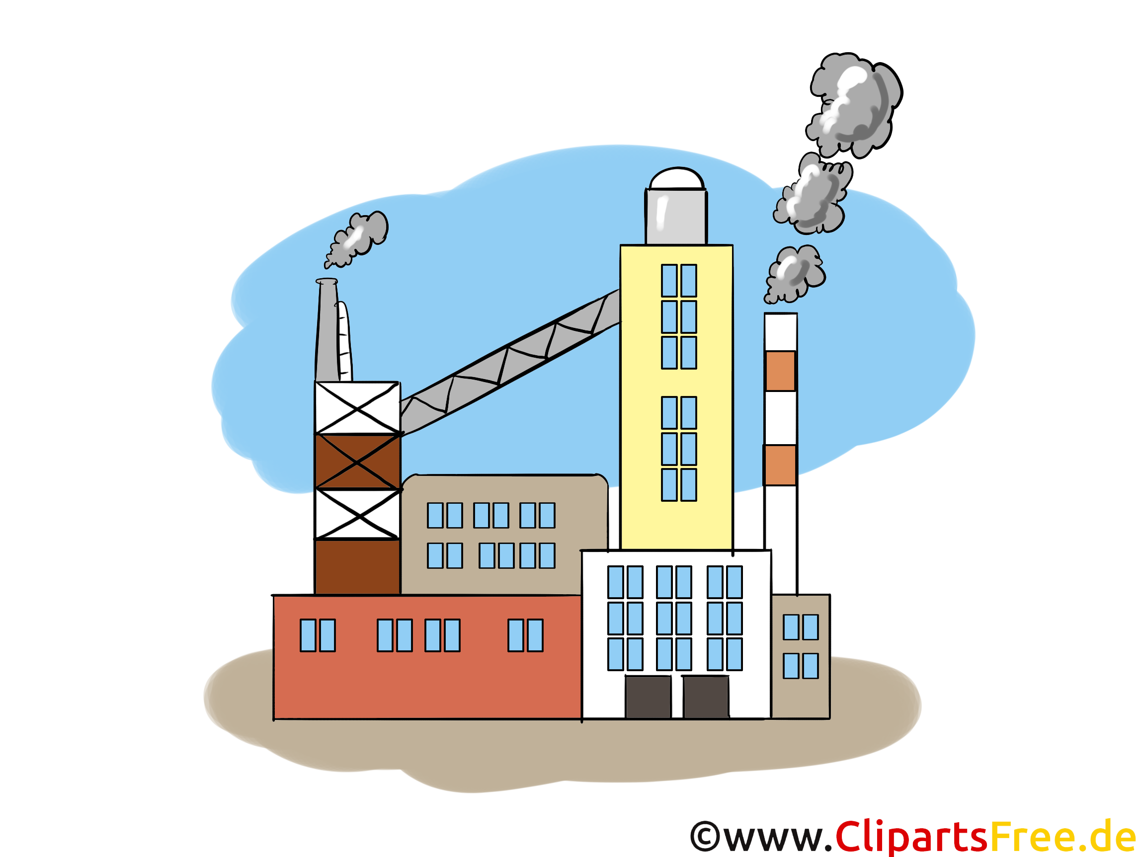 usine image industrie images cliparts industrie banque creation clip art pictures creation clip art for kids