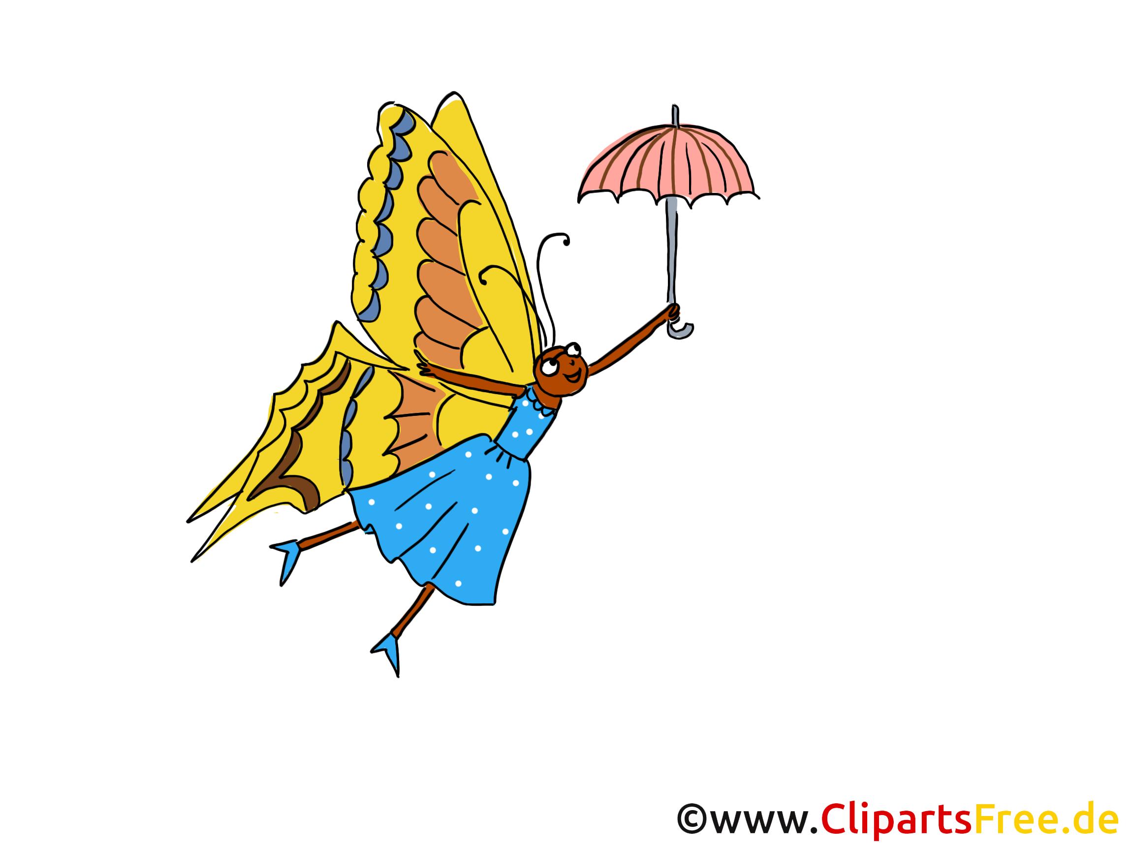 Papillon image gratuite illustration