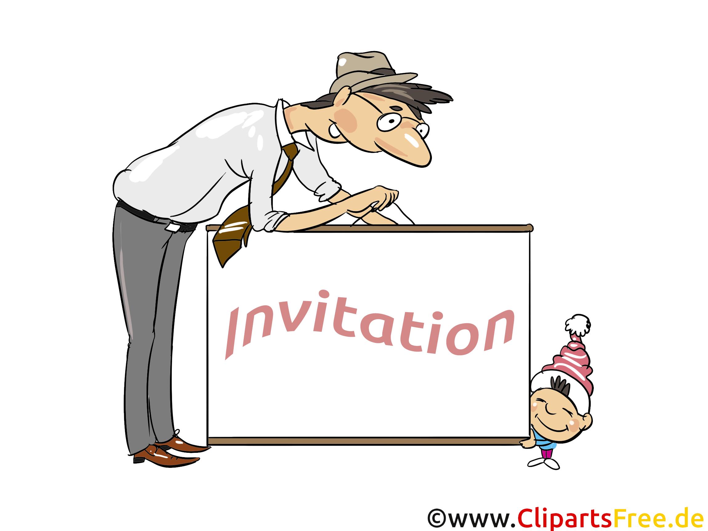 Petit enfant clip art gratuit – Invitation images