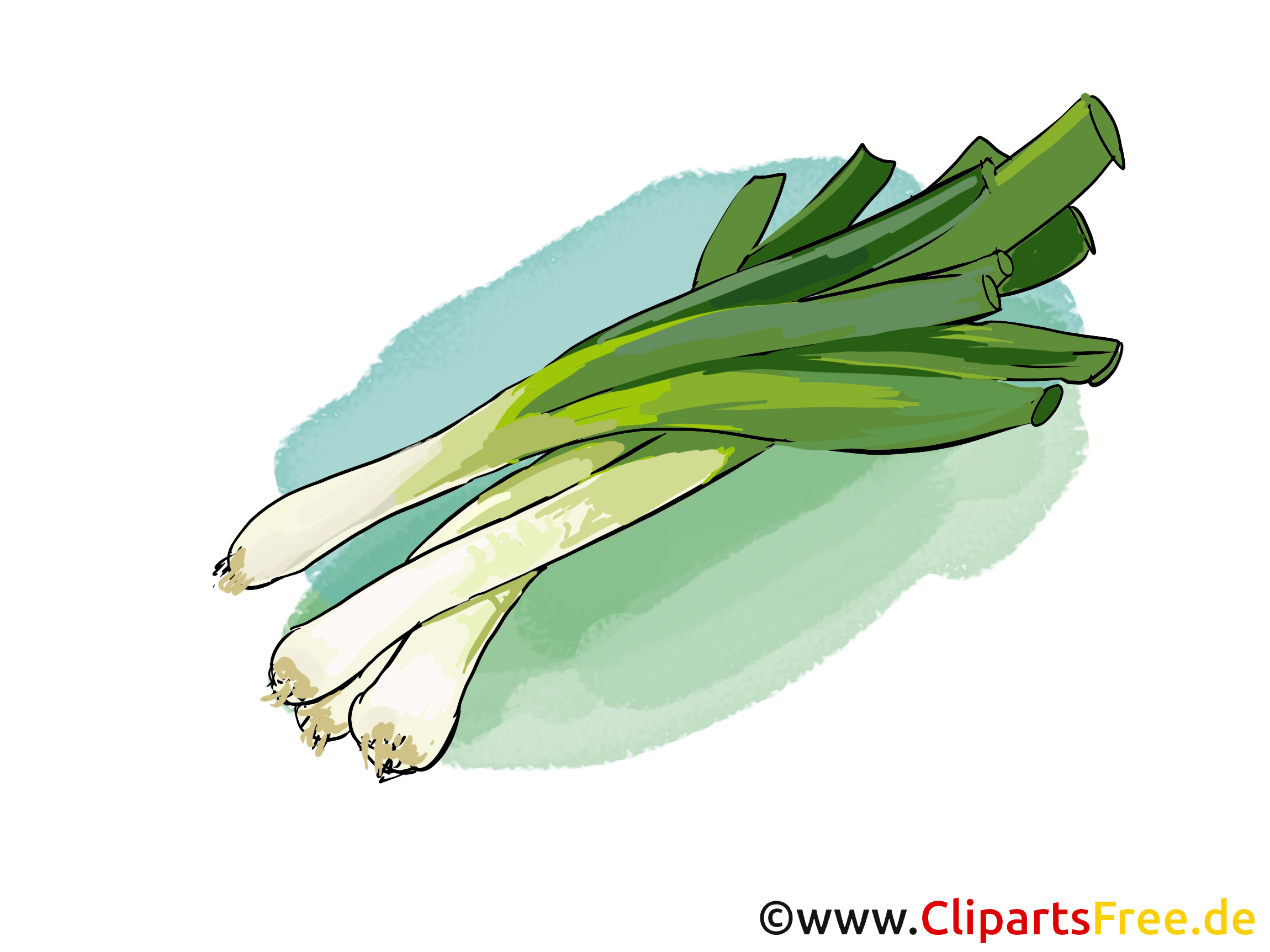 Poireau Image  C3 A0 T C3 A9l C3 A9charger L C3 A9gume Clipart 5538 on tele cartoon