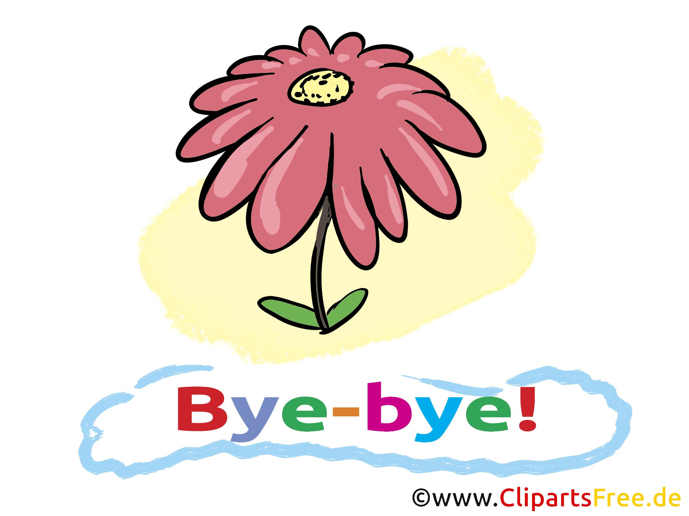 Fleur cliparts gratuis - Adieu images
