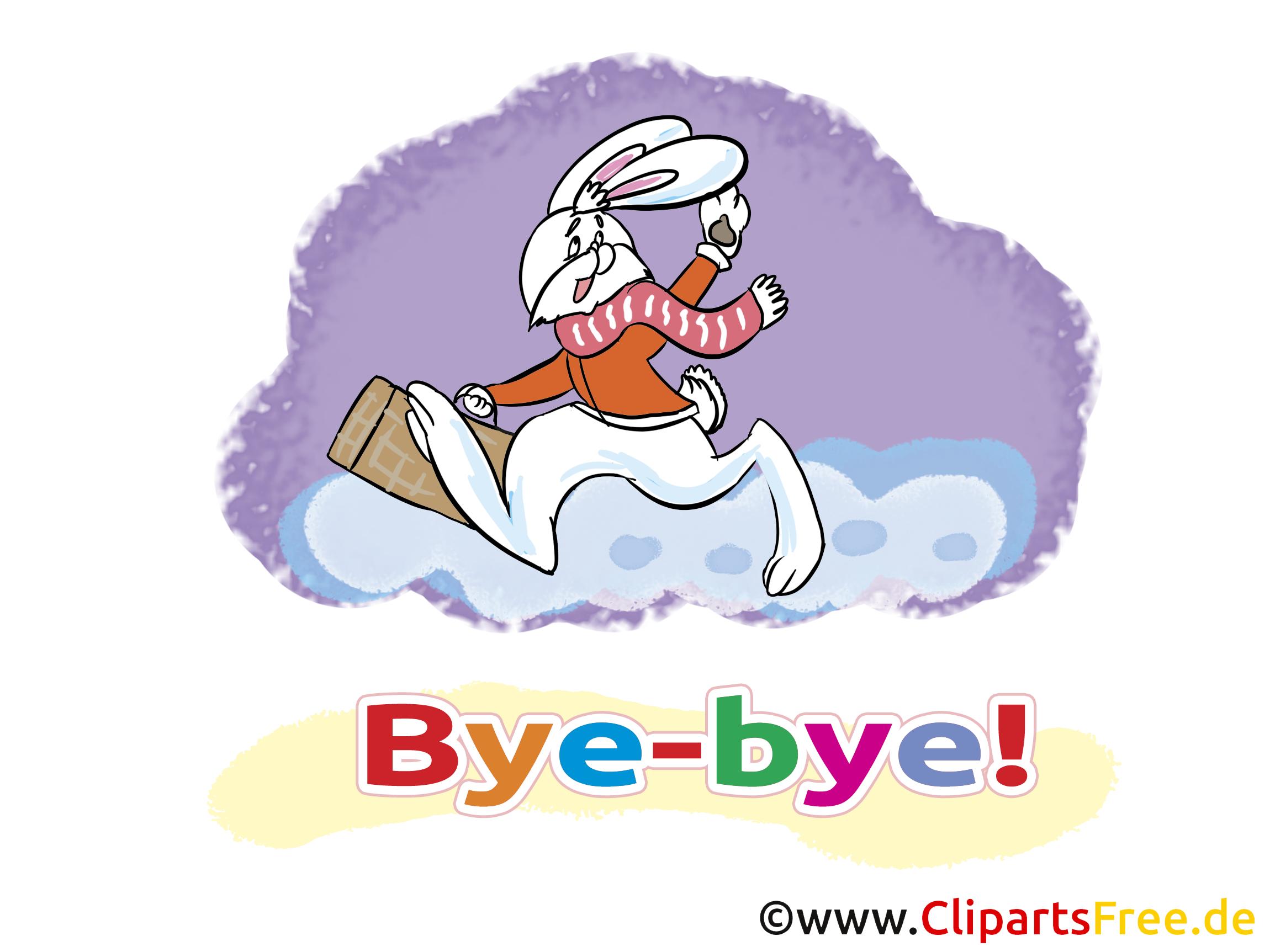 Lièvre image gratuite - Adieu cliparts