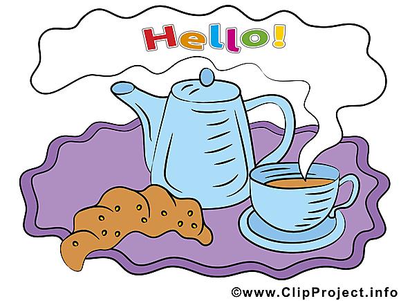 Bonjour image gratuite cliparts