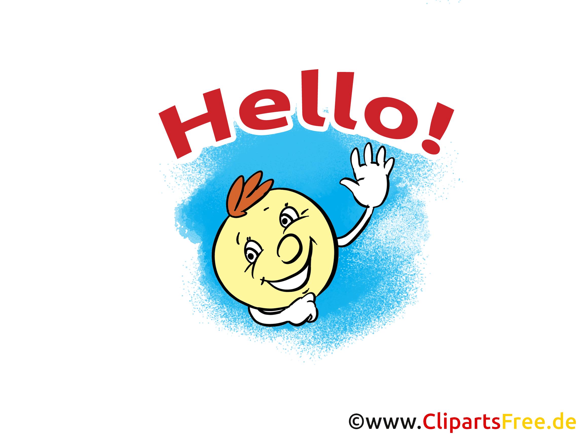 Salut images gratuites  clipart