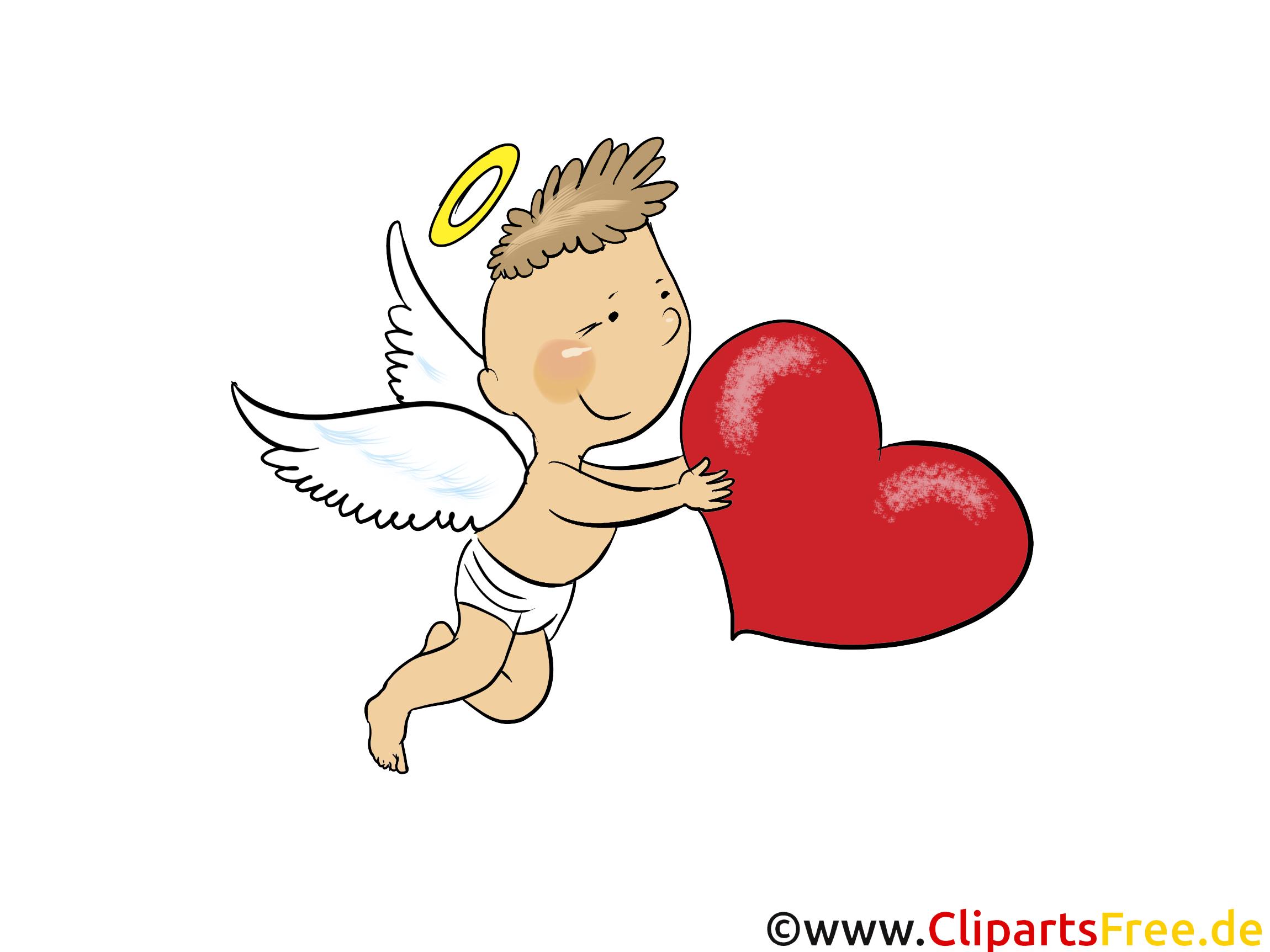 Ange clip art gratuit coeur images gratuites coeur dessin picture image graphic clip art - Images coeur gratuites ...