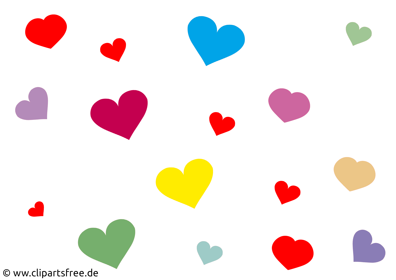 Image gratuite coeurs t l charger clipart coeur dessin - Image de coeur gratuit ...