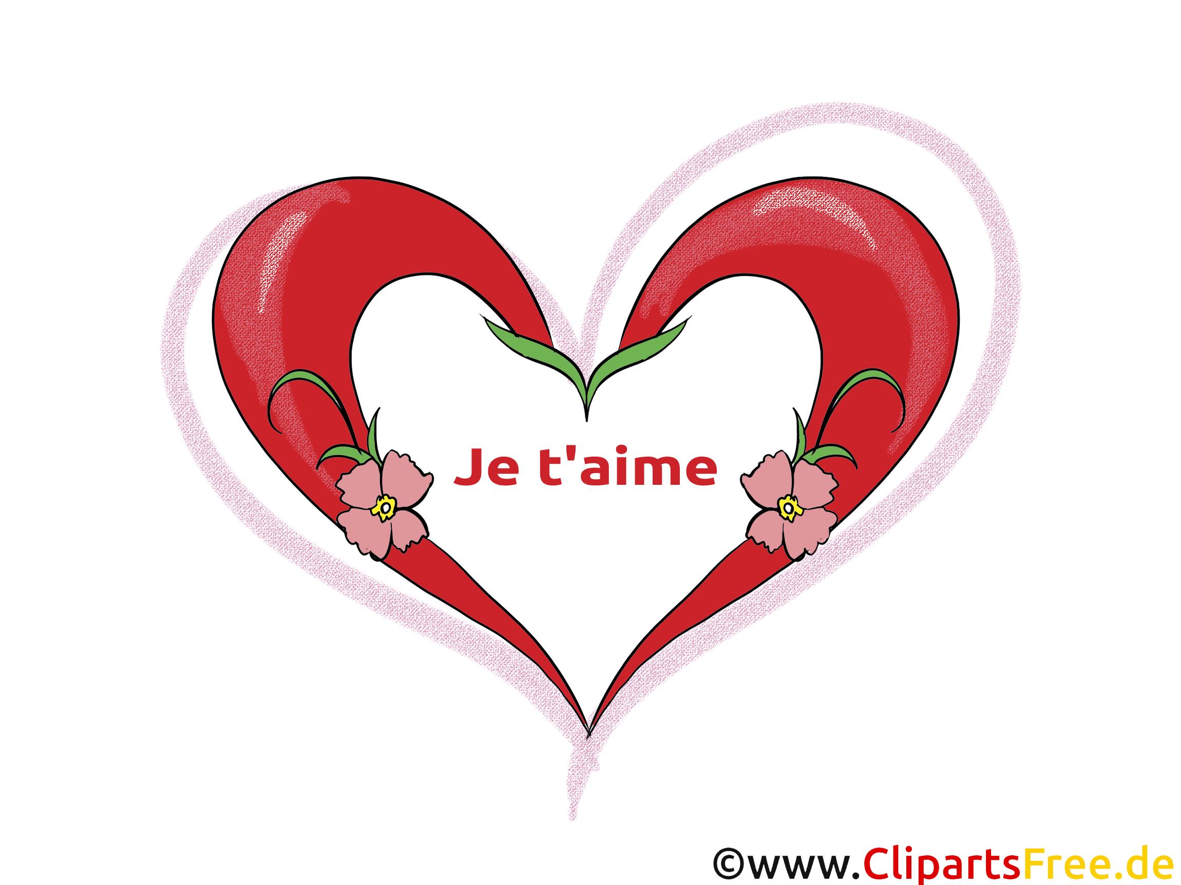 Coeur images gratuites je t 39 aime clipart je t 39 aime dessin picture image graphic clip art - Images coeur gratuites ...