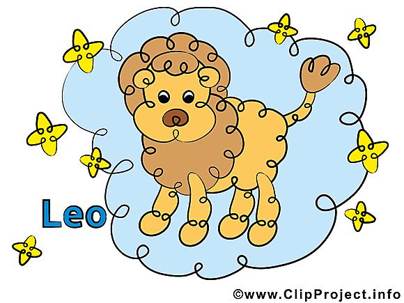 Lion clipart gratuit - Signe dessins gratuits