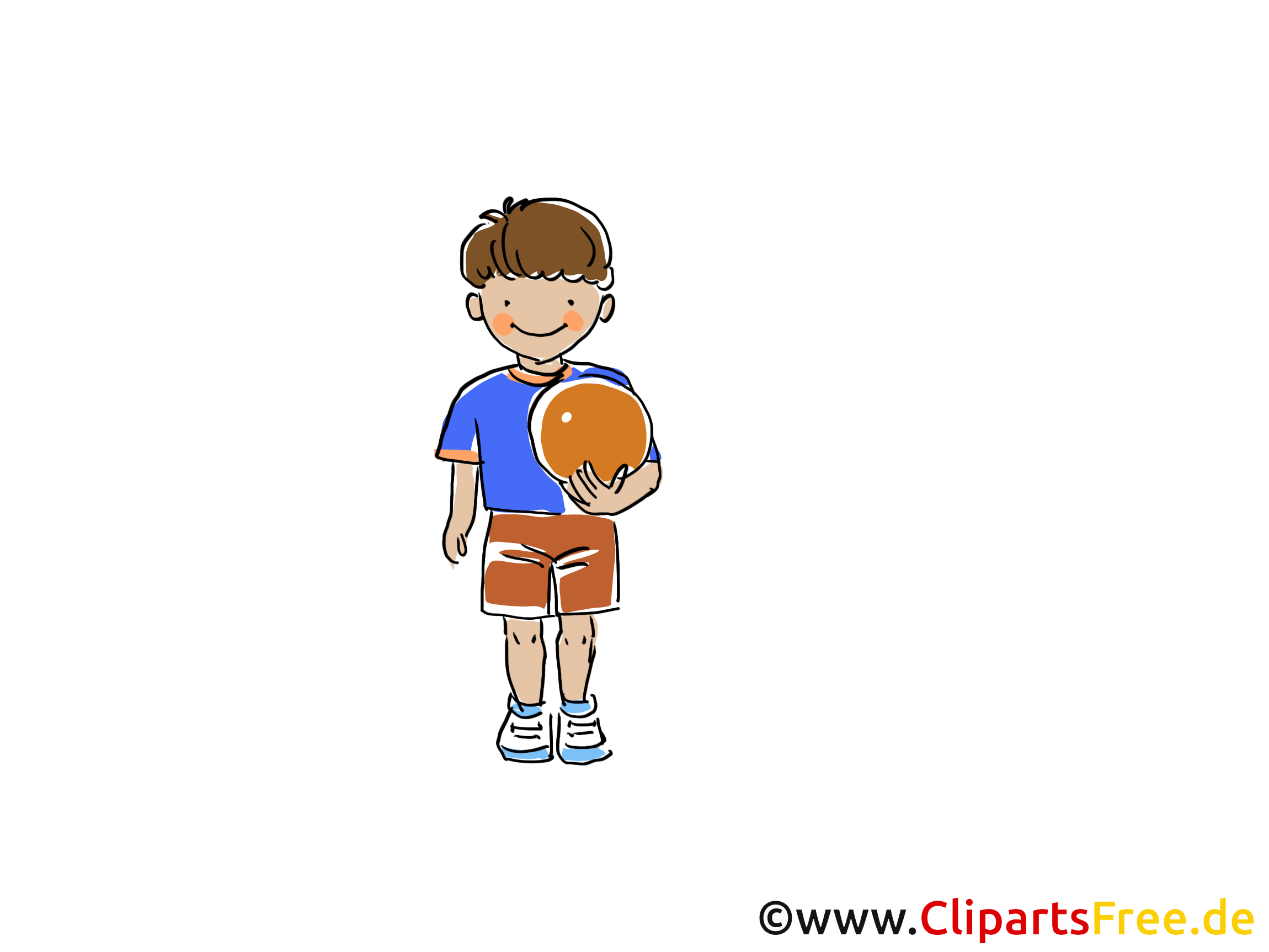 Beach-volley illustration gratuite - Loisir clipart
