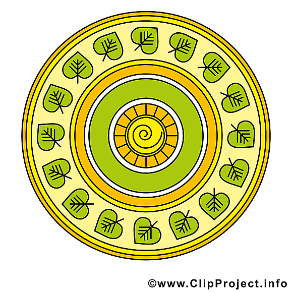 Mandala images gratuites clipart
