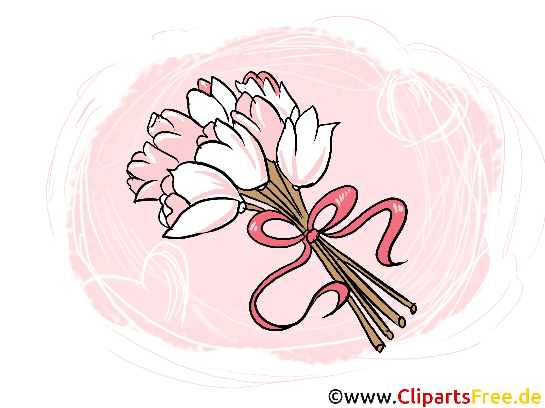 Bouquet mariage image à télécharger gratuite