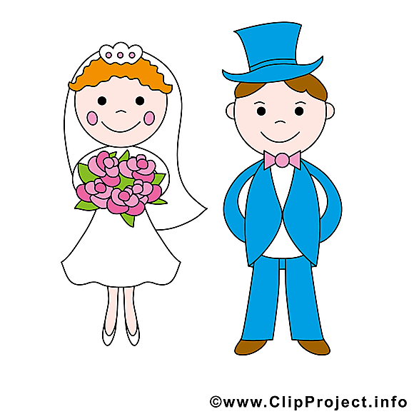 Noce image - Mariage images cliparts