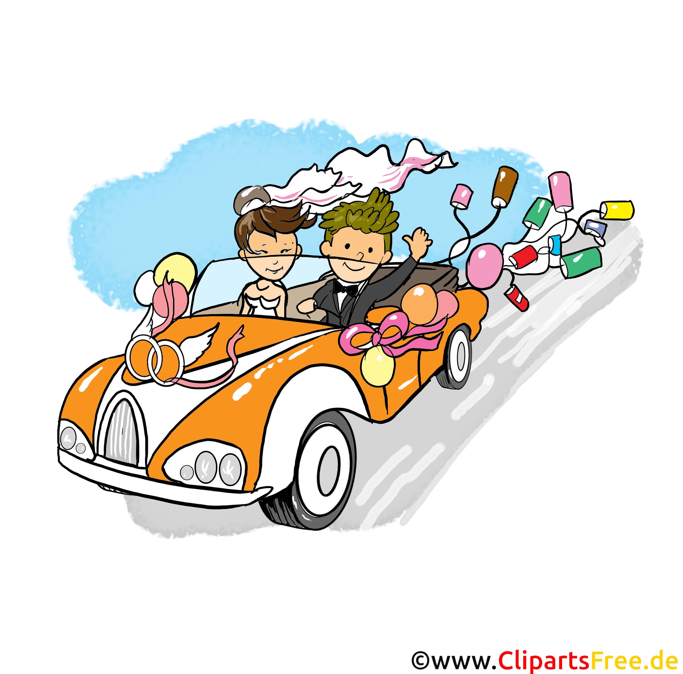 Mariage dessin voiture - Dessin voiture mariage ...