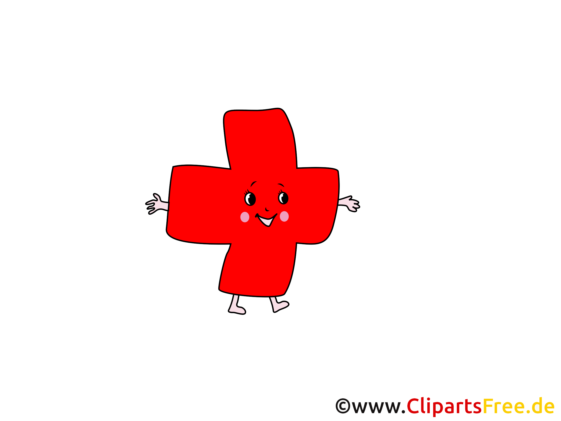Croix rouge images – Médecine clipart