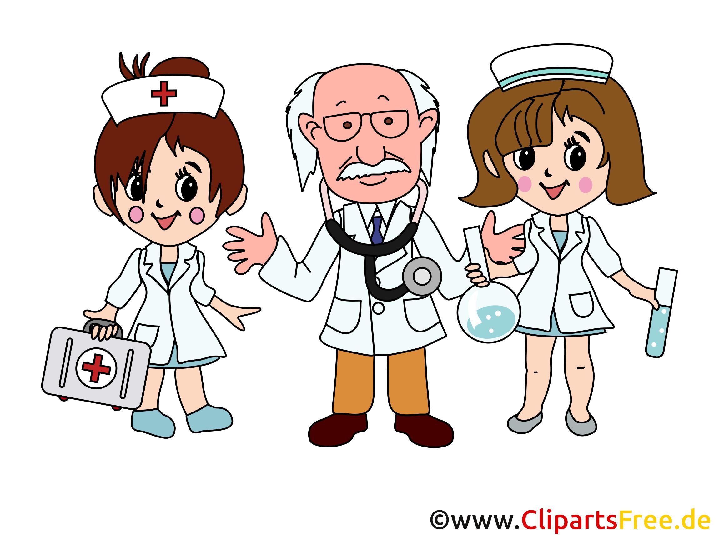 Médecin illustration - Médecine images