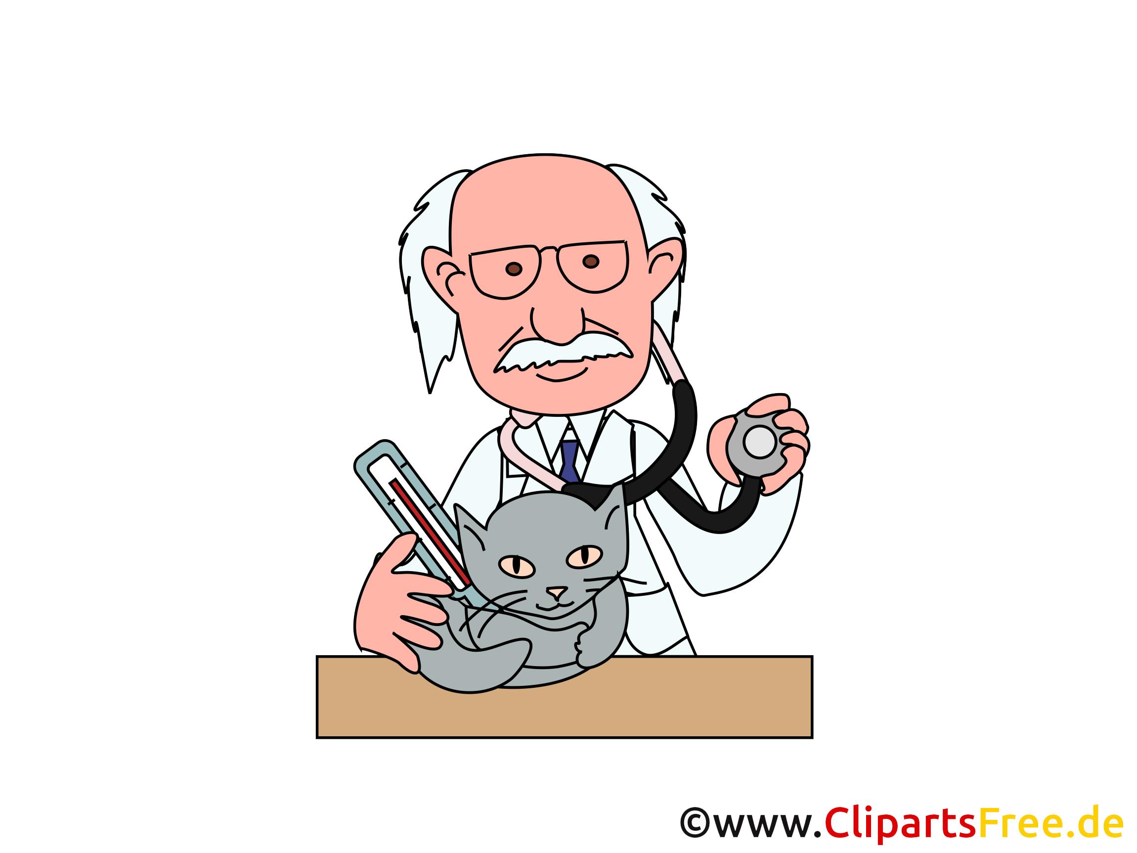 Vétérinaire image gratuite - Médecine illustration