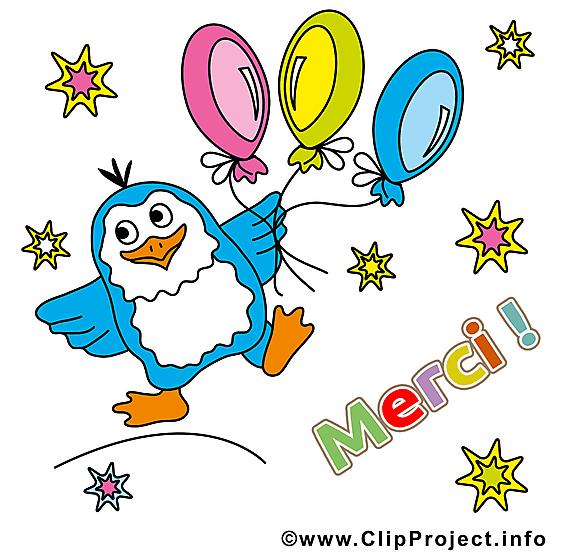 Pingouin dessins gratuits - Merci clipart