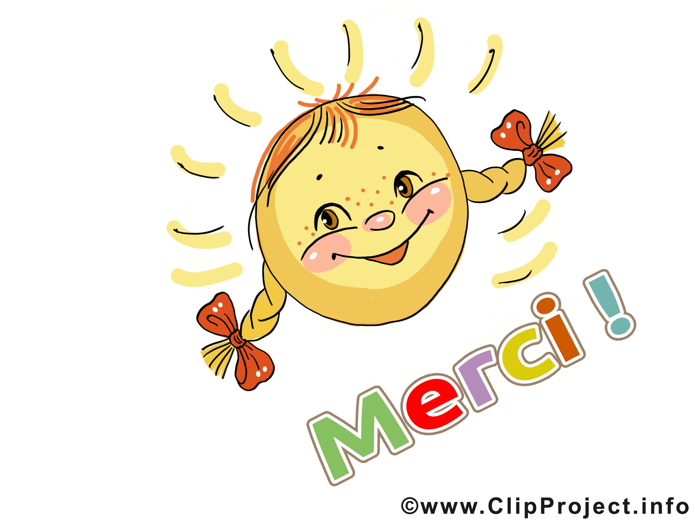 Soleil Dessins Gratuits Merci Clipart Merci Dessin Picture Image Graphic Clip Art Telecharger Gratuit