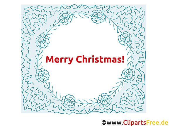 e-Card gratuit Joyeux Noël