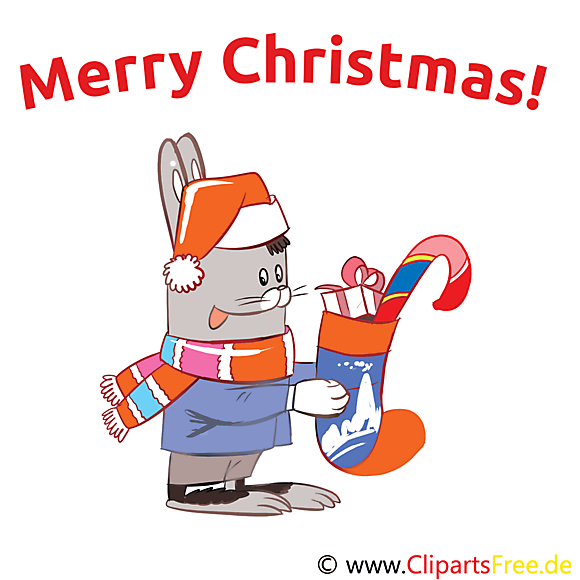 Merry Christmas Carte de Voeux, Image
